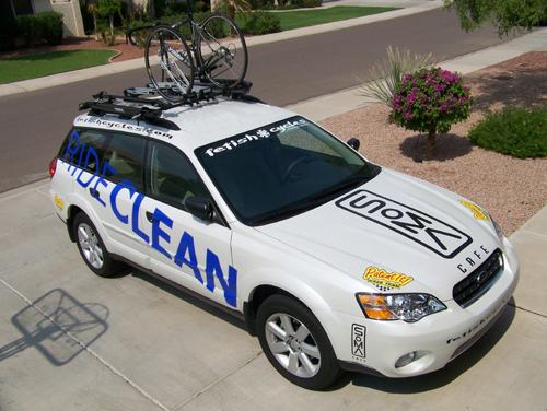 Ride Clean