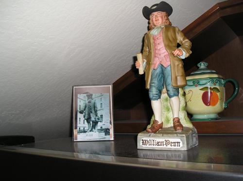 Billy Penn looking eastward