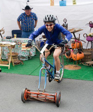 Lawn Bike