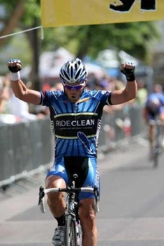 "Brian ""Ham Fist"" Forbes, AZCycling.com 2007 Rider of the Year."