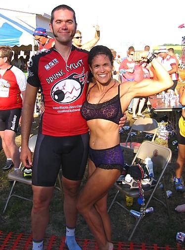 Jonny & Fitness Lynn