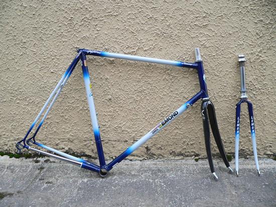 LeMond frameset