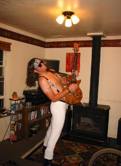 I am Ted Nugent