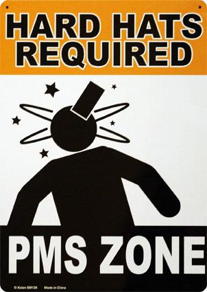PMS zone