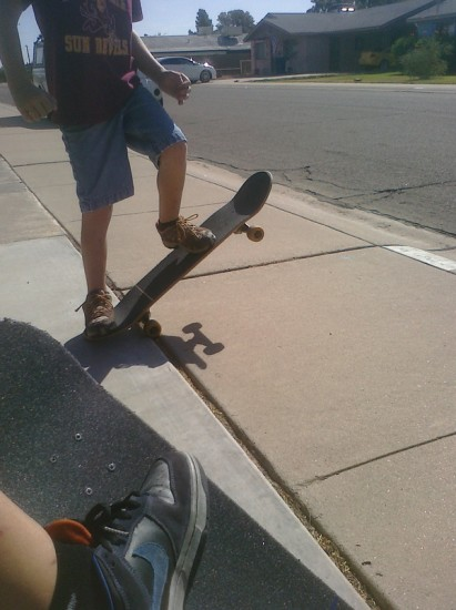 ABS skate
