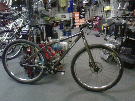 ss raleigh 9'er
