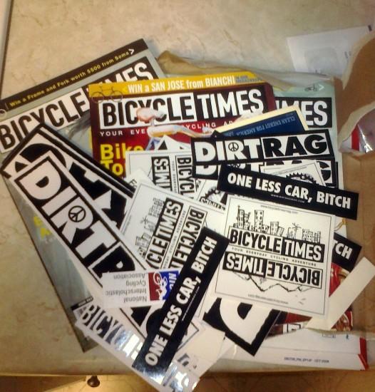 sticker times