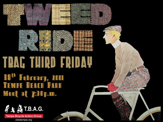 Tweed-Ride