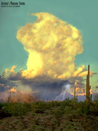 That cloud will mushroom stamp you into a cactus.