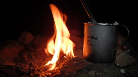 camp stove
