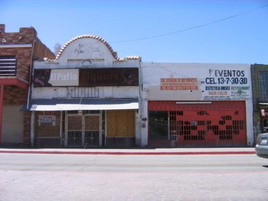 Nogales Storefront