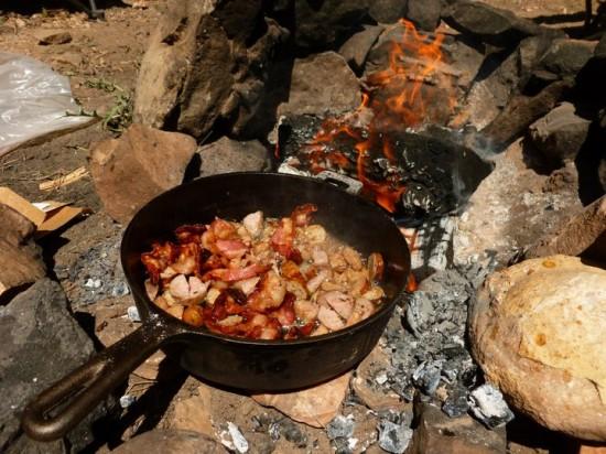 Step 2: Sausage