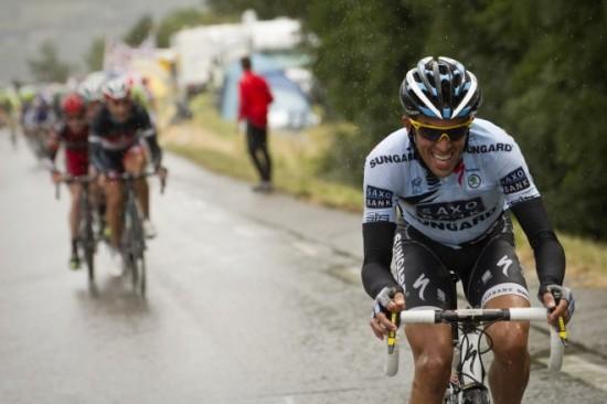 Alberto Contador Stage-16-Tour-de-France-2011