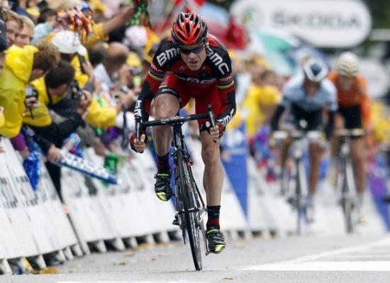 Cadel Evans Stage-16 Tour de France 2011