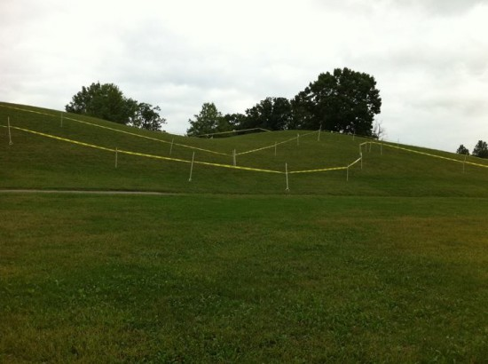 Kings CX course