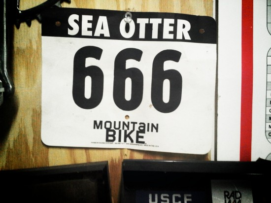 Mark of the Beast at Sea Otter