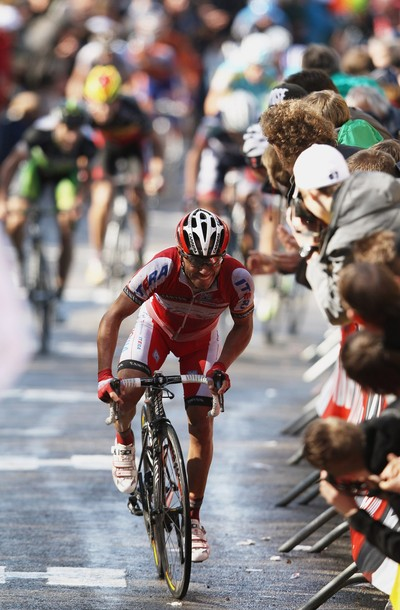 Joaquim Rodriguez lays down the law.
