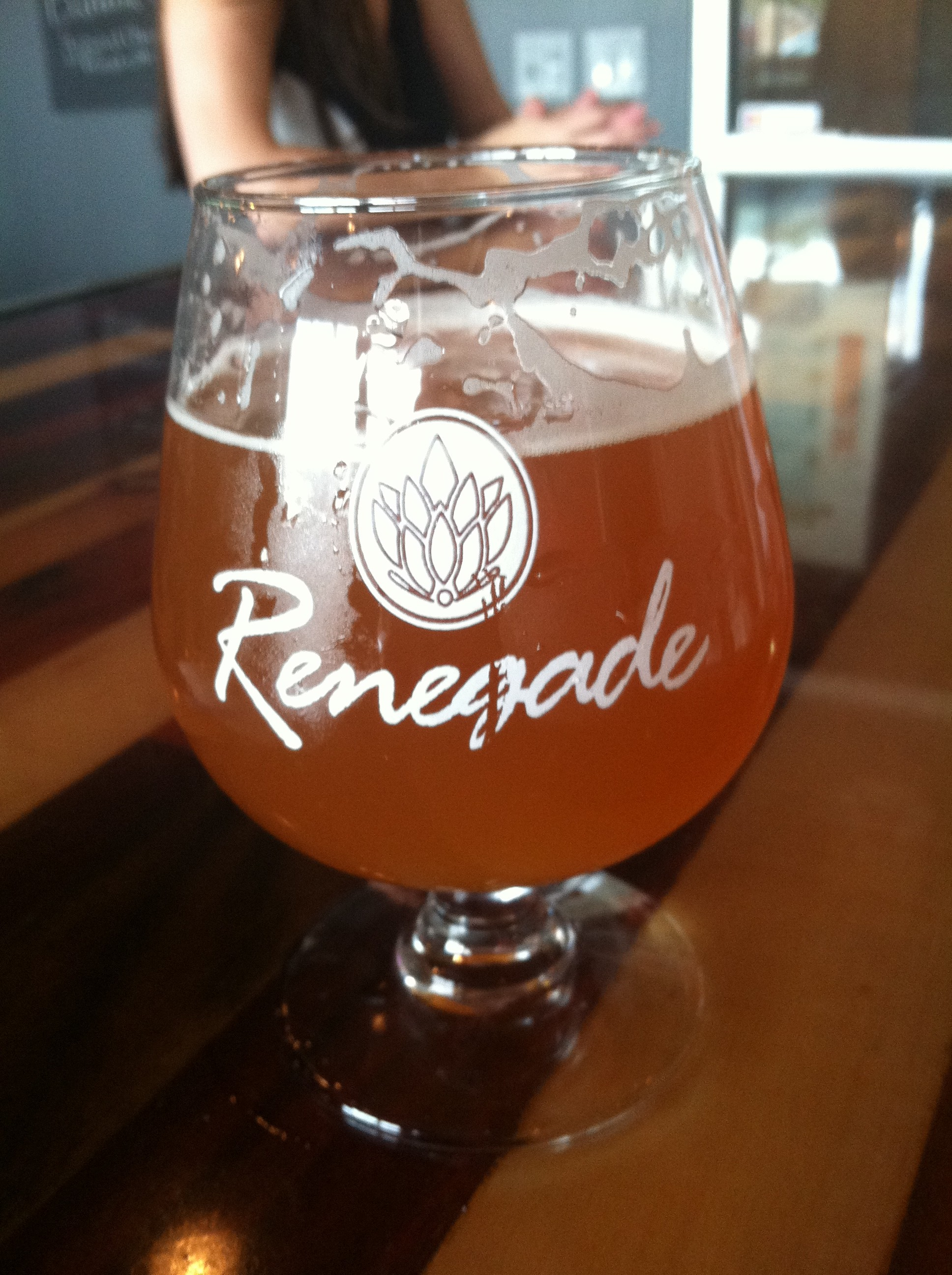Renegade Brewery, I like this spot