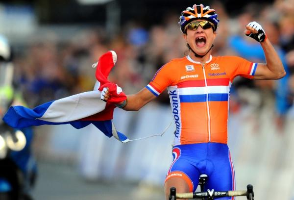Vos wins it (photo from cyclingnews.com)