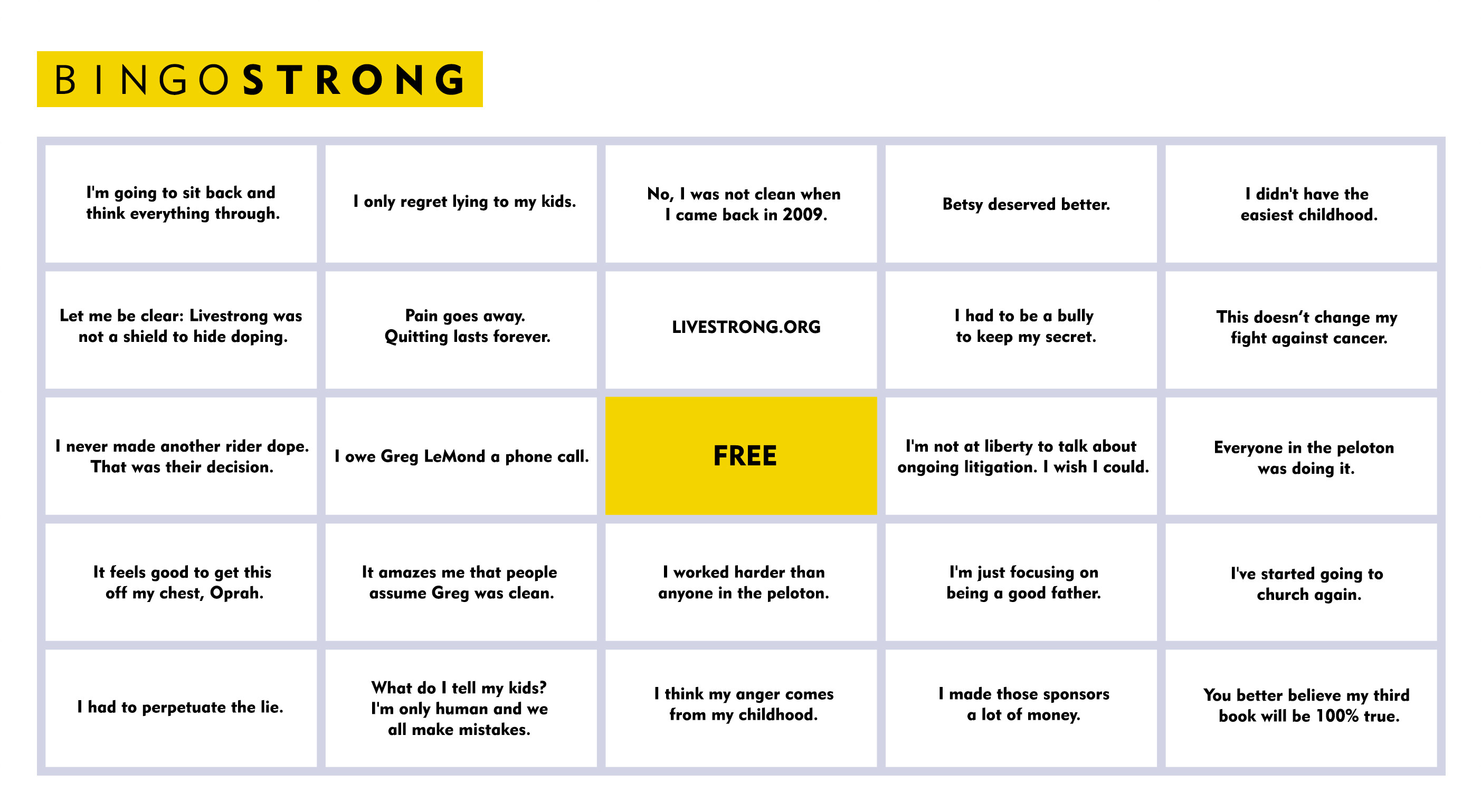 BingoStrong