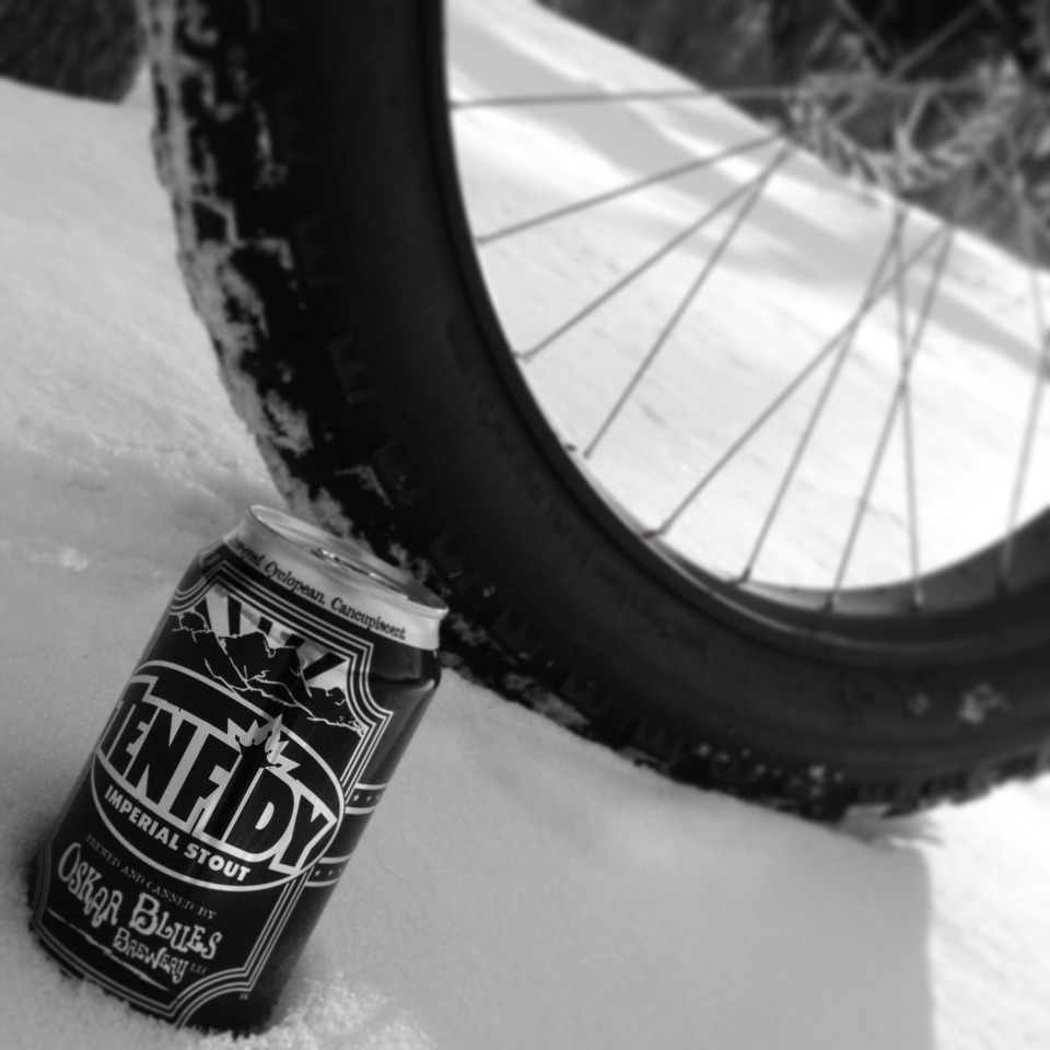 when it's cold, drink ten fidy.