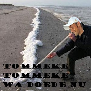 Tom boon aan de coke