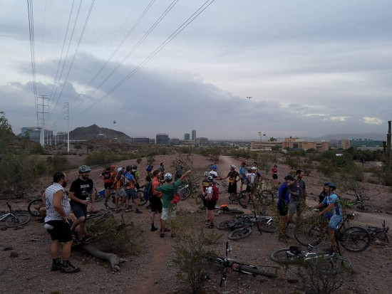 Short Track Papago